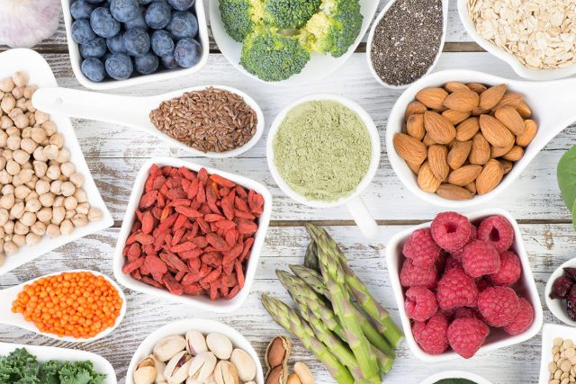 Foods that boost hearing