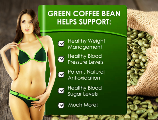 Some Essential Green Coffee Bean Extract Benefits