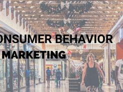 Consumer Behaviour in Marketing